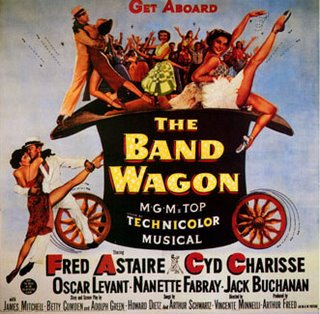 Band Wagon movie poster