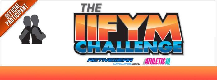 IIFYM Challenge participant